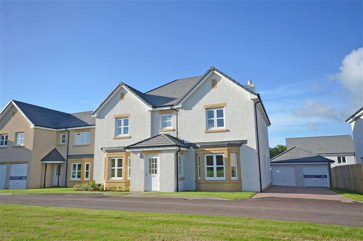 5 Bedrooms Detached Villa House for sale in 4 Glendrissaig Drive, Alloway, KA7 4TL
