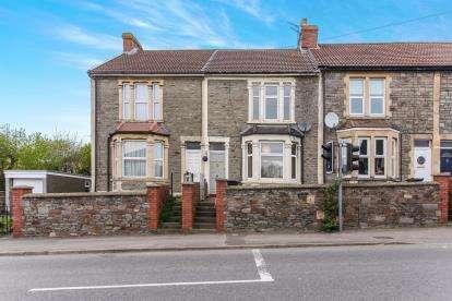 3 Bedrooms Terraced House for sale in Cadbury Heath Road, Warmley, Bristol, .