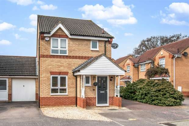 3 Bedrooms Detached House for sale in Wingfield Drive, Sandy, Bedfordshire, SG19 2GQ