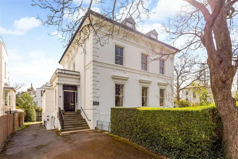 3 Bedrooms Unique Property for sale in Heysham House, 52 Park Place, Cheltenham, Gloucestershire, GL50
