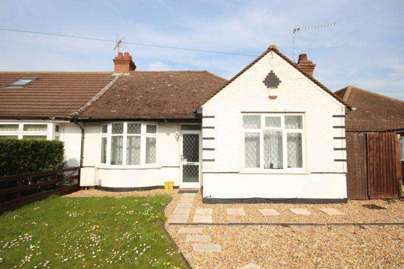 2 Bedrooms Semi Detached Bungalow for sale in Wigmore Lane, Luton