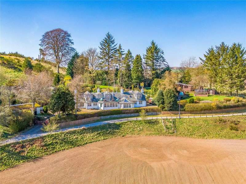 5 Bedrooms Detached House for sale in Pitlowie Cottage, Pitroddie, Perth, Perth and Kinross, PH2