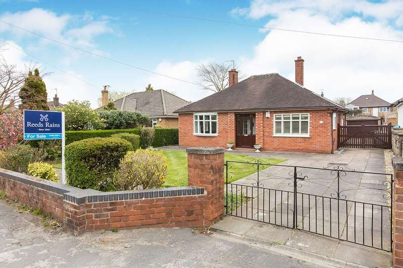2 Bedrooms Detached Bungalow for sale in Congleton Road North, Scholar Green, Stoke-On-Trent, ST7