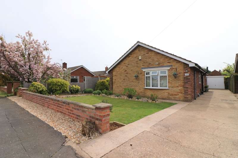 4 Bedrooms Bungalow for sale in Vauxhall Road, Bracebridge Heath, Lincoln, Lincolnshire, LN4