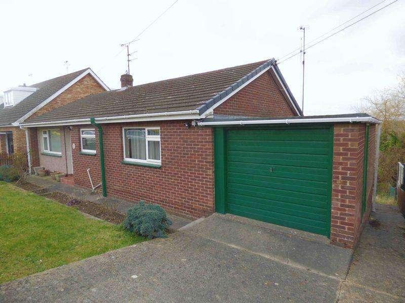 2 Bedrooms Detached Bungalow for sale in Meendhurst Road, Cinderford