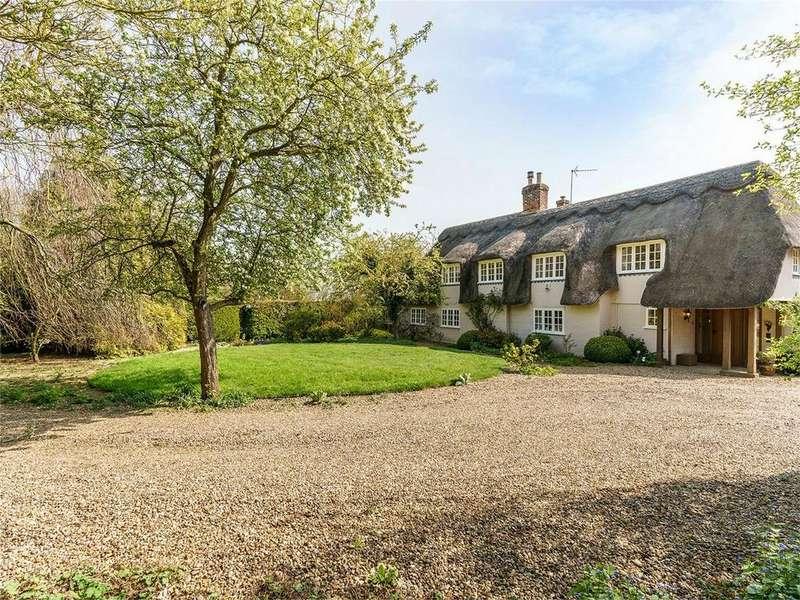4 Bedrooms Cottage House for sale in Wennington, Huntingdon