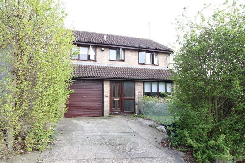 4 Bedrooms Detached House for sale in Polzeath Close, Luton