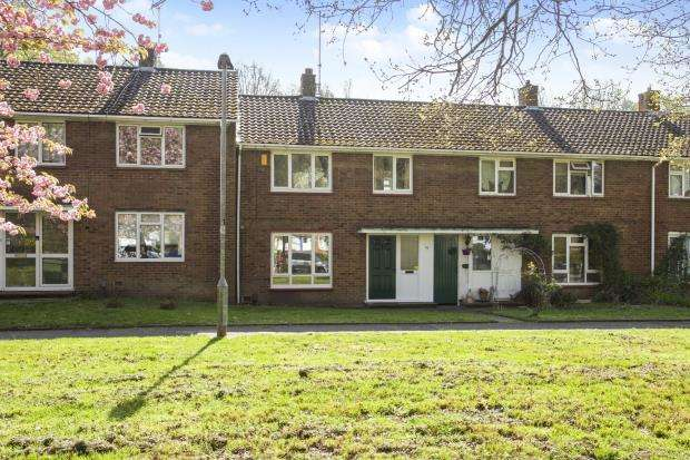 3 Bedrooms Terraced House for sale in Bracknell, Berks, .