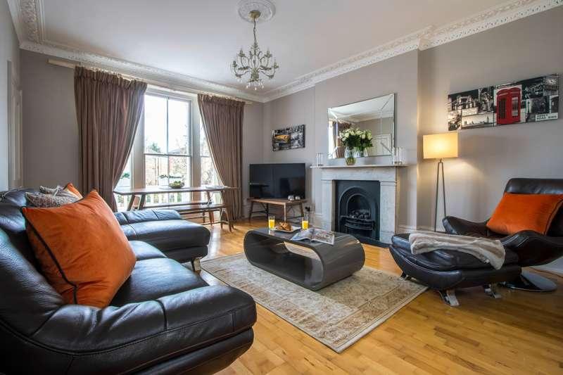 1 Bedroom Apartment Flat for rent in The Barons Twickenham TW1
