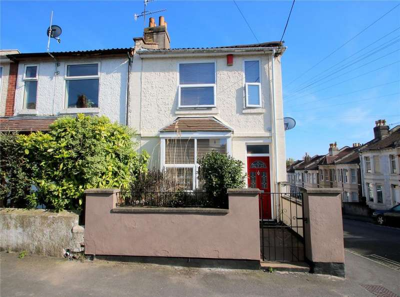 2 Bedrooms End Of Terrace House for sale in Stanbury Road, Victoria Park, Bristol, BS3