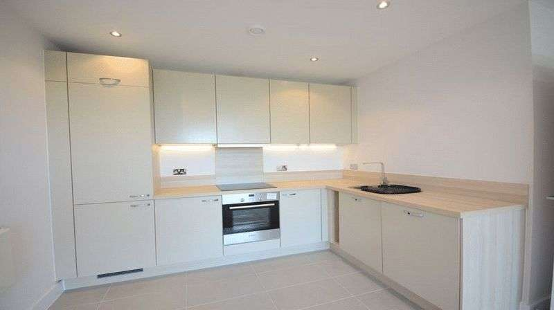 2 Bedrooms Property for sale in Nightingale House, Drake Way, Reading, RG2
