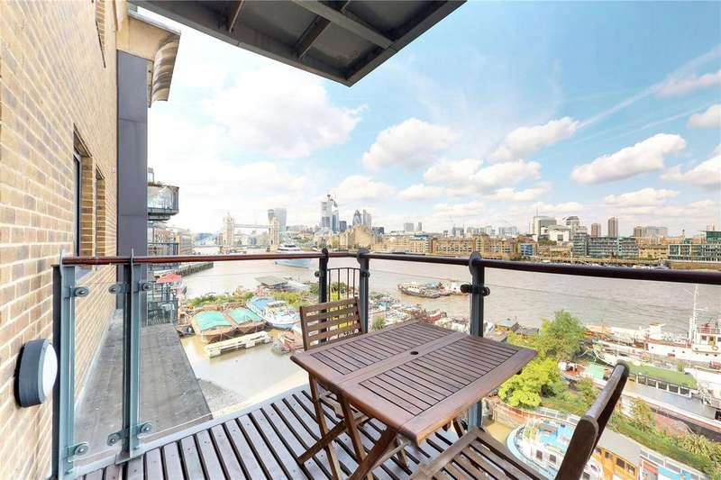 2 Bedrooms Flat for sale in Shad Thames, 25 Bermondsey Wall West, London, SE16