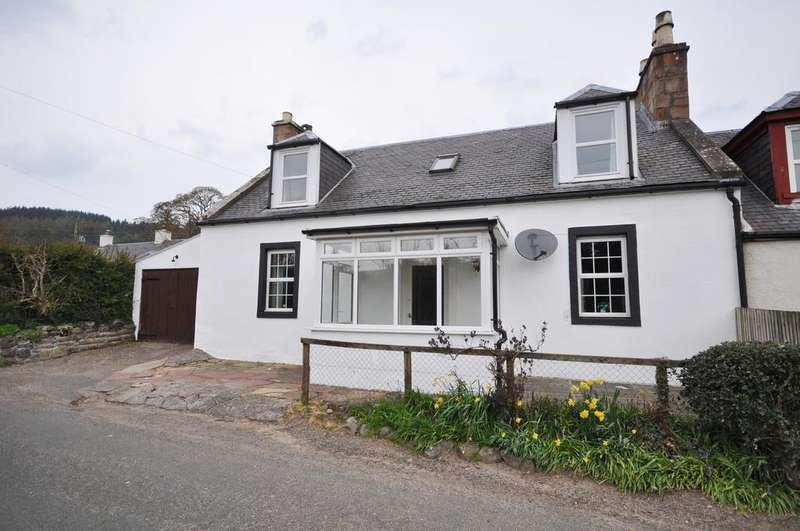 3 Bedrooms Cottage House for sale in Carlenrig, Poundland, nr Pinwherry KA26