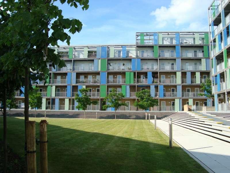 1 Bedroom Apartment Flat for sale in Warren Close CB2
