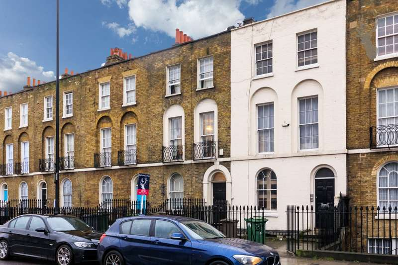 5 Bedrooms House for sale in Commercial Road, Whitechapel, E1