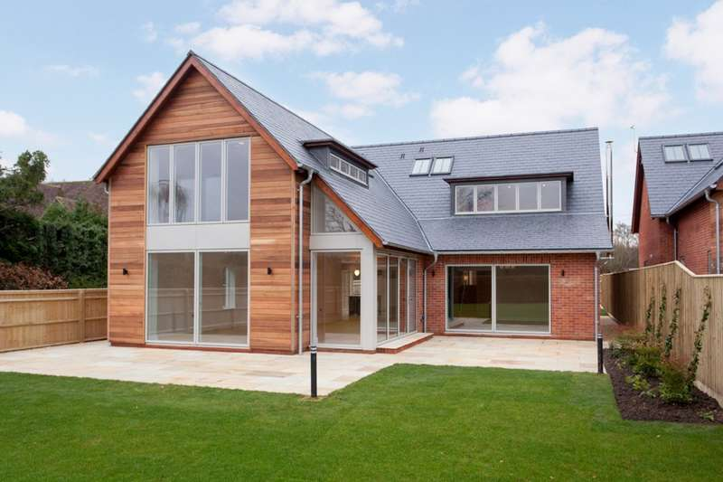 4 Bedrooms Detached House for sale in Whitehall Lane, Checkendon, Reading, RG8