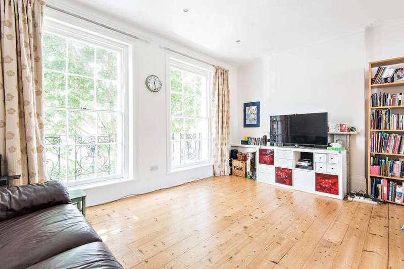 3 Bedrooms Flat for sale in Offord Road, Islington