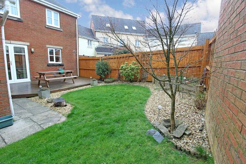 3 Bedrooms End Of Terrace House for sale in Lakeside Way, Nantyglo, Ebbw Vale, NP23