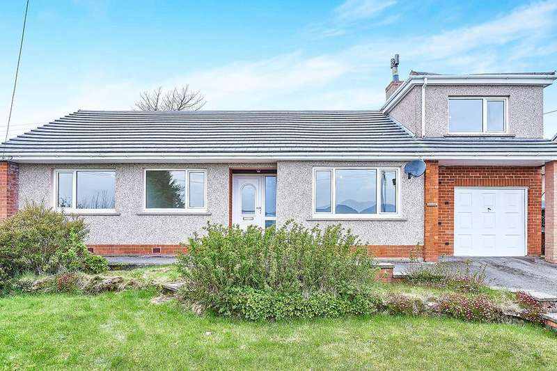 4 Bedrooms Detached Bungalow for sale in Pasture Road, Rowrah, Frizington, CA26