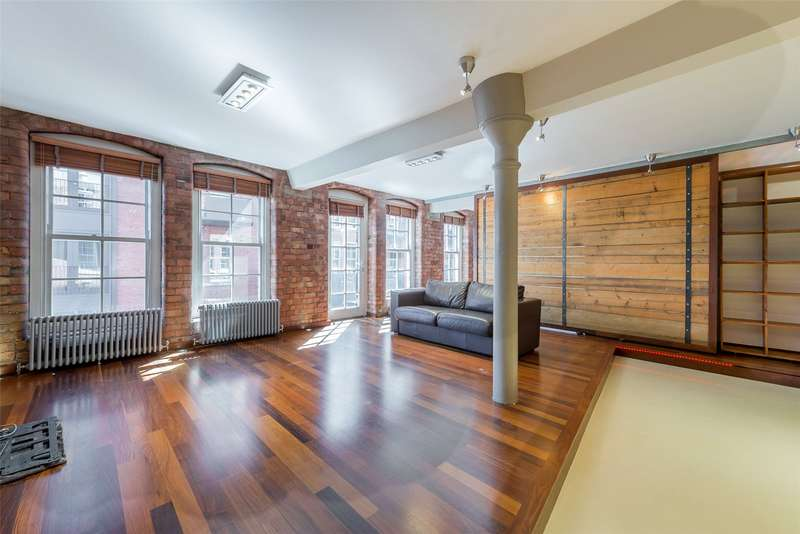 2 Bedrooms Apartment Flat for sale in The Jam Factory, 27 Green Walk, Southwark, SE1