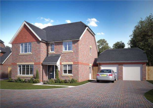 4 Bedrooms Detached House for sale in Waterloo Road, Wokingham, Berkshire