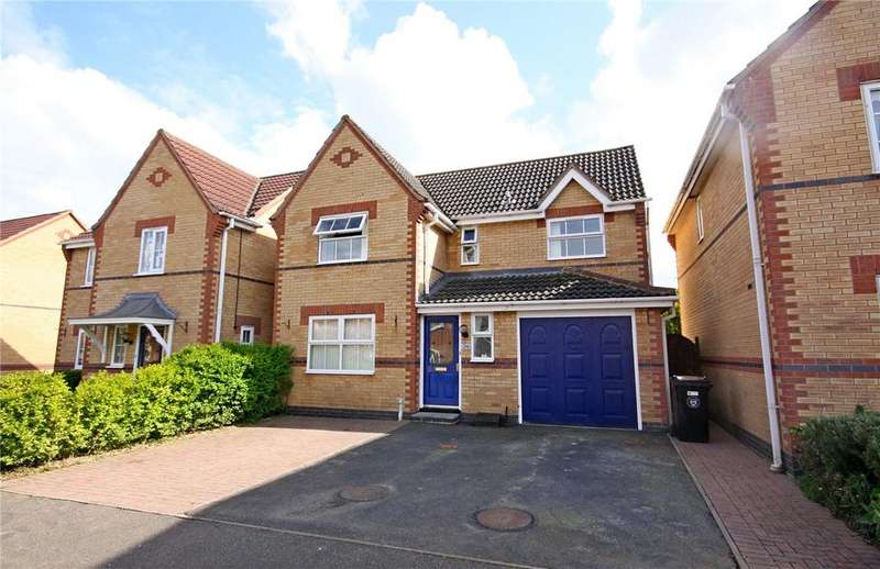 4 Bedrooms Detached House for sale in Waterloo Drive, Morton, Bourne, PE10