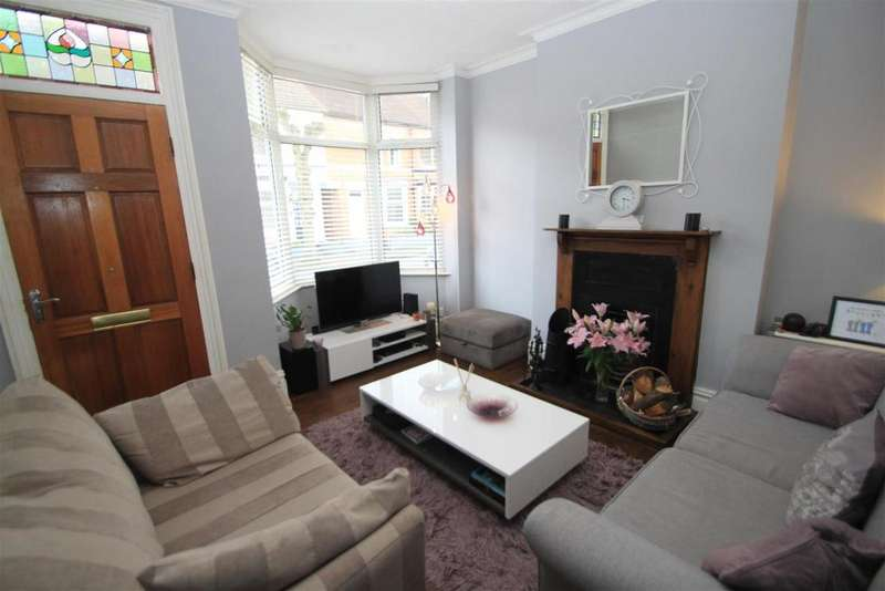 2 Bedrooms Terraced House for sale in Highfields Road, Hinckley