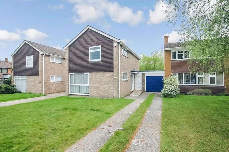 3 Bedrooms Property for sale in Benmead Road, Kidlington
