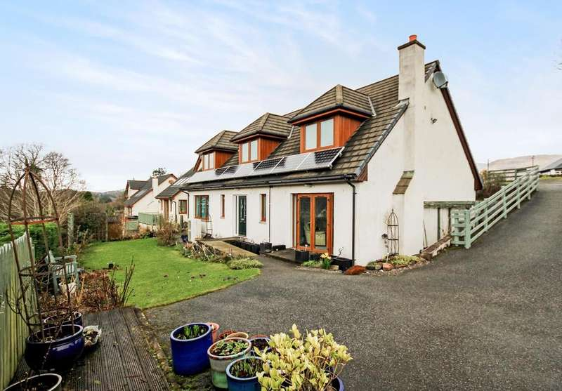 5 Bedrooms Detached House for sale in Truim House, Taynuilt, PA35 1JE