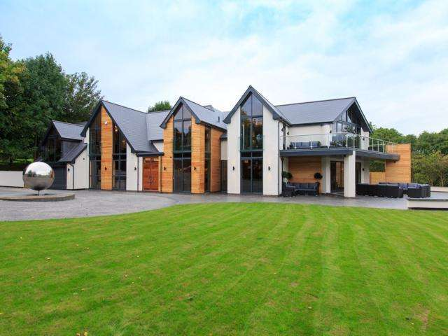 5 Bedrooms House for sale in Fairmont, Edwalton, Nottingham