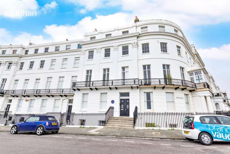 1 Bedroom Apartment Flat for sale in Lewes Crescent, Brighton, BN2