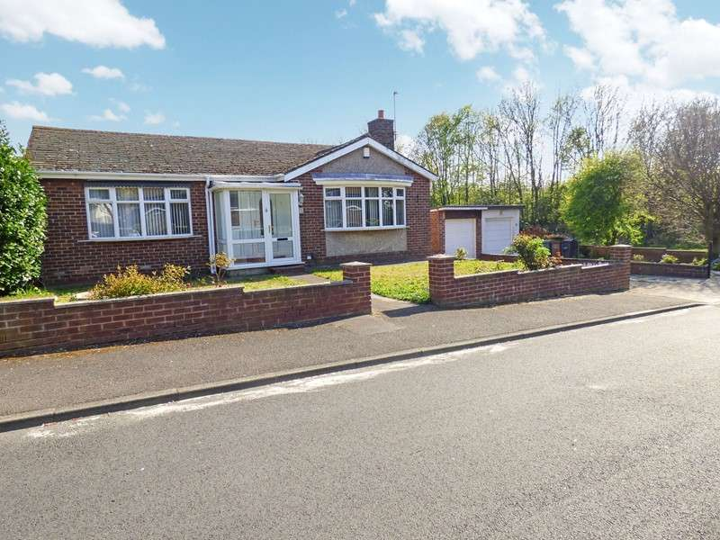 2 Bedrooms Bungalow for sale in Park Lea, Sunderland, Tyne and Wear, SR3 3TA
