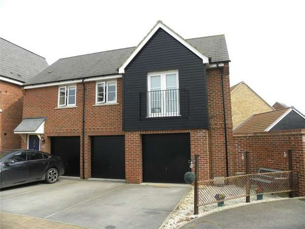 2 Bedrooms Detached House for sale in Greenside Close, Wixams, Bedford