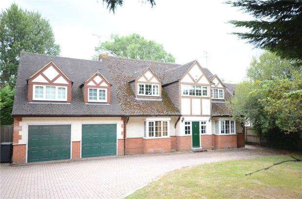 5 Bedrooms Detached House for sale in Barkham Road, Wokingham, Berkshire