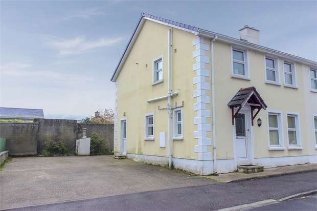 3 Bedrooms Semi Detached House for sale in Carn-Neil Park, Glenariffe, Ballymena, County Antrim