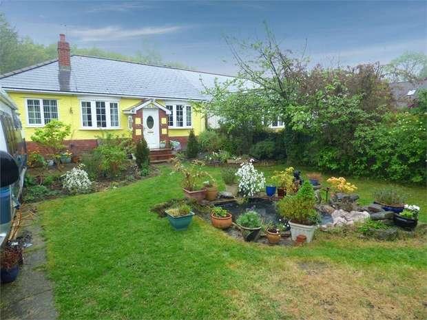3 Bedrooms Semi Detached Bungalow for sale in Catsash Road, Langstone, Newport
