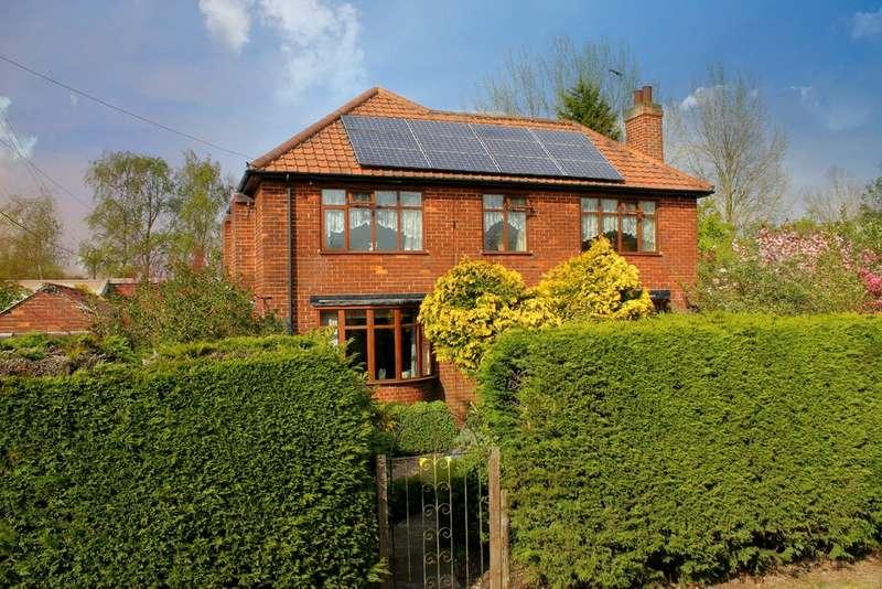 3 Bedrooms Detached House for sale in Metham Grange Road, Hive Nr Gilberdyke