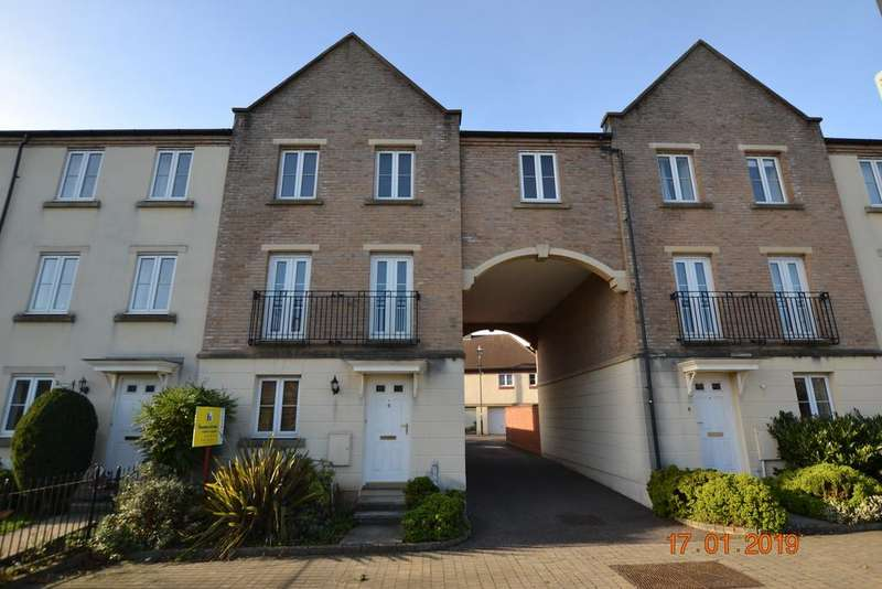 5 Bedrooms Terraced House for rent in Watson Place, Exeter