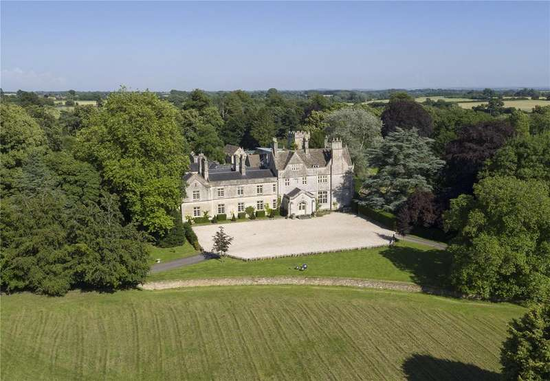 8 Bedrooms Unique Property for sale in Ampney Crucis, Cirencester, Gloucestershire, GL7