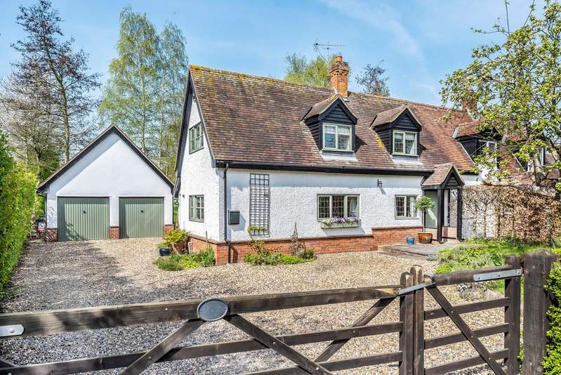 4 Bedrooms Semi Detached House for sale in Shillington HERTFORDSHIRE