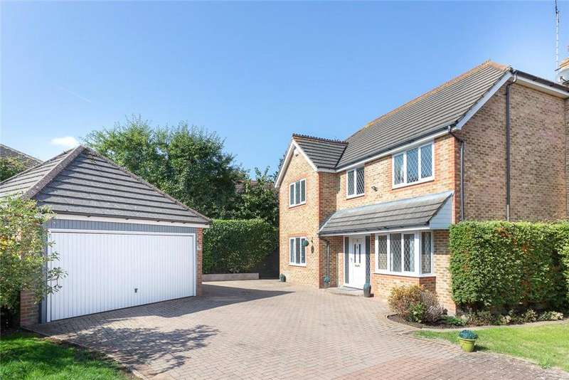 4 Bedrooms Detached House for sale in Redgrove Park, Cheltenham, Gloucestershire, GL51