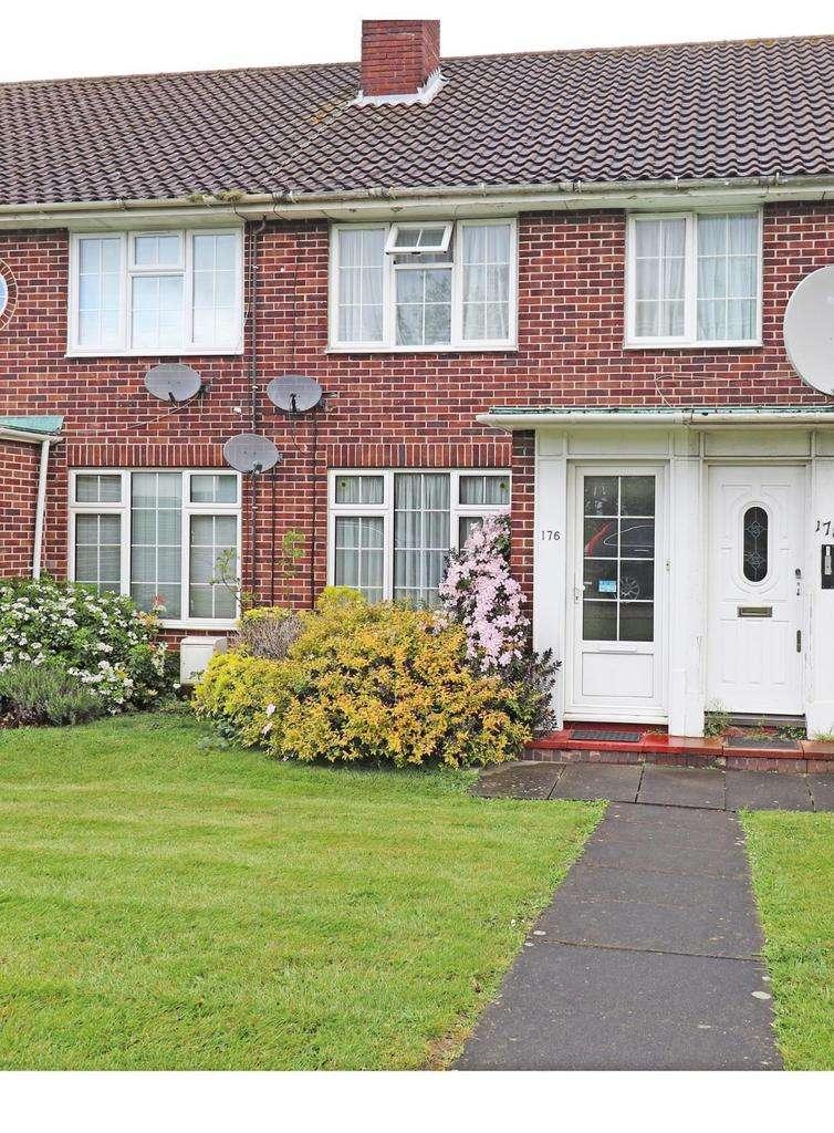 2 Bedrooms Maisonette Flat for sale in Bramley Road, N14