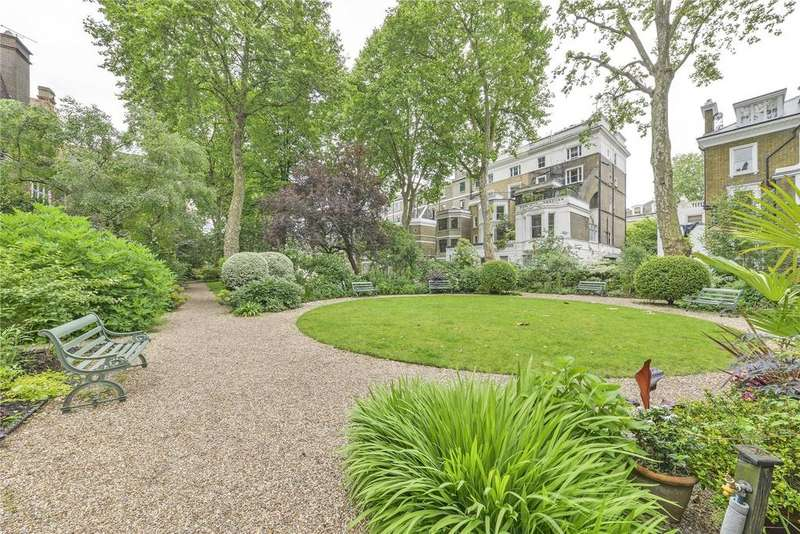 4 Bedrooms Apartment Flat for sale in Wetherby Gardens, South Kensington, London, SW5