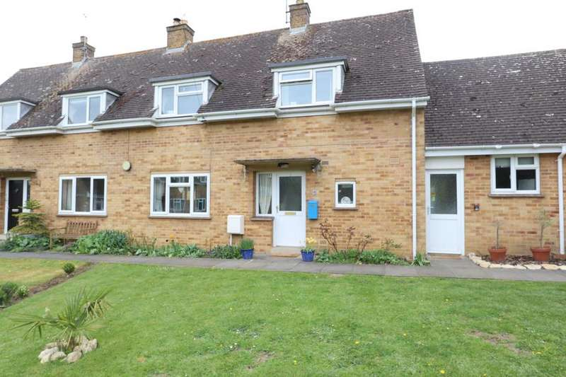 2 Bedrooms Terraced House for sale in Randalls Close, Bromham, MK43