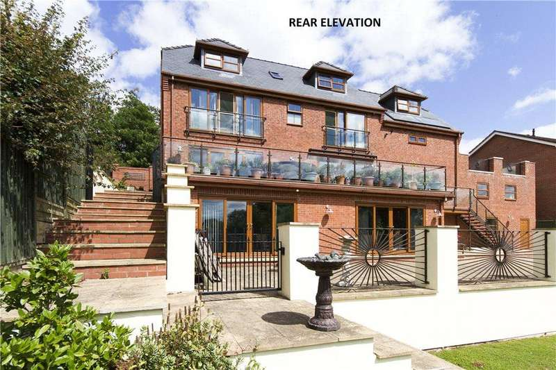 7 Bedrooms Detached House for sale in Hallow Road, Worcester, WR2