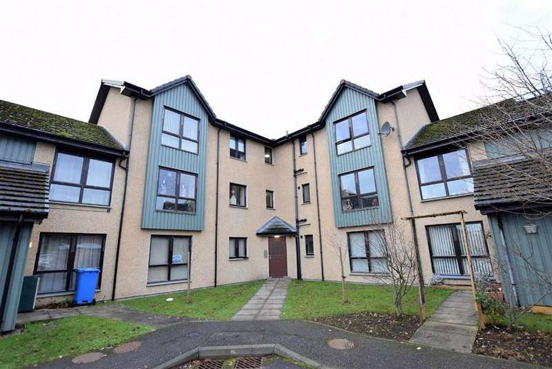 2 Bedrooms Flat for sale in Station Court, Alness, Ross-shire