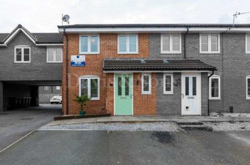 3 Bedrooms Terraced House for sale in Seabreeze Drive, Newport, Gwent. NP19 0LF