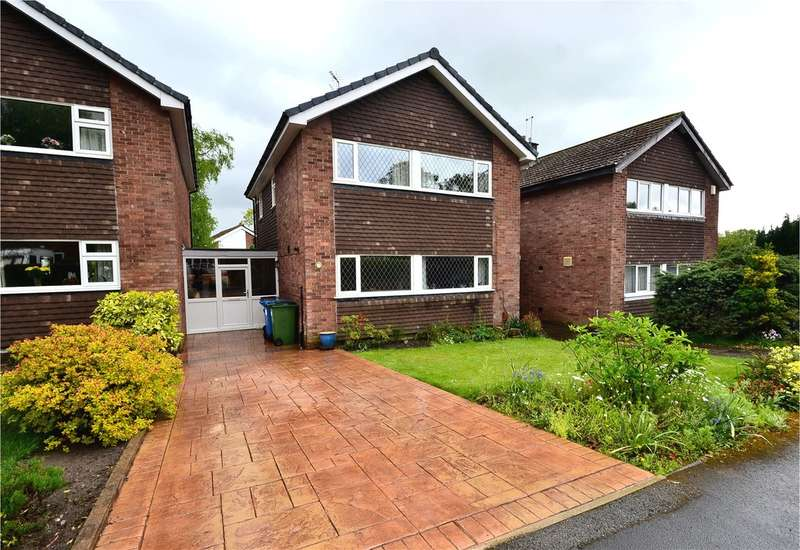 3 Bedrooms Detached House for sale in Windsor Road, Hazel Grove, Stockport SK7 4SW
