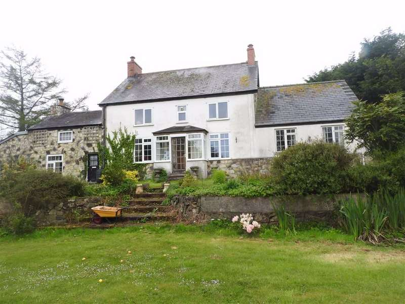5 Bedrooms Detached House for sale in BRYNBERIAN, Pembrokeshire