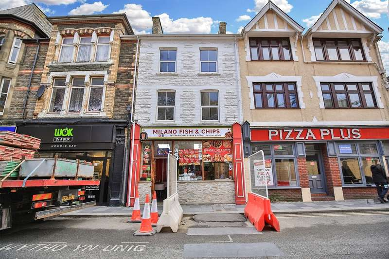 4 Bedrooms Terraced House for sale in Taff Street, Pontypridd